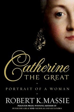 Reading books Catherine the Great: Portrait of a Woman