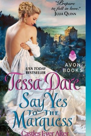 Reading books Say Yes to the Marquess (Castles Ever After, #2)