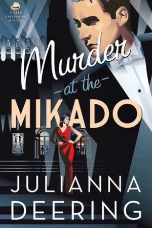 Reading books Murder at the Mikado (Drew Farthering Mystery, #3)