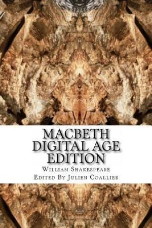 Reading books Macbeth: Digital Age Edition