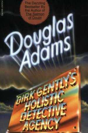 Reading books Dirk Gently's Holistic Detective Agency (Dirk Gently #1)