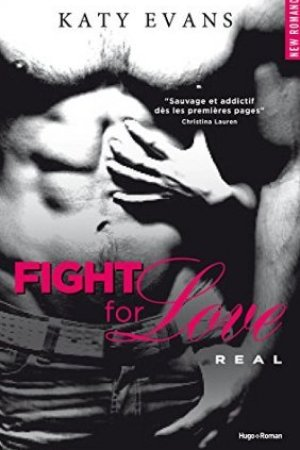 Reading books Fight for Love (Real, #1)