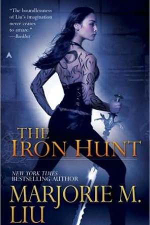 read online The Iron Hunt (Hunter Kiss, #1)
