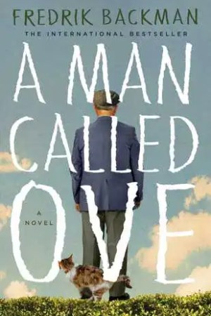 Reading books A Man Called Ove