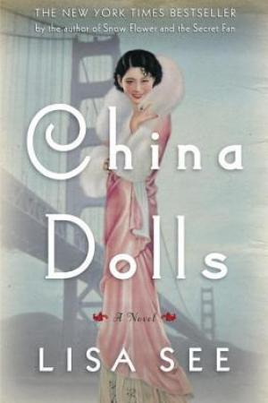 Reading books China Dolls