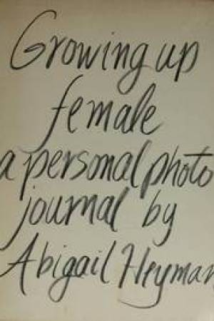 Reading books Growing up female;: A personal photojournal