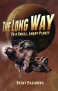 Download The Long Way to a Small, Angry Planet (Wayfarers, #1) books