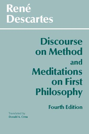 Reading books Discourse on Method and Meditations on First Philosophy