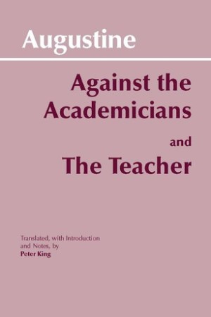 Reading books Against the Academicians/The Teacher