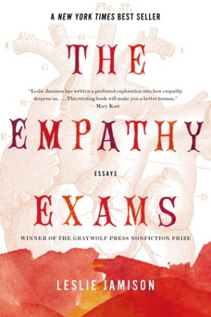 Reading books The Empathy Exams: Essays