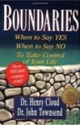 Download Boundaries: When to Say Yes, How to Say No, to Take Control of Your Life books