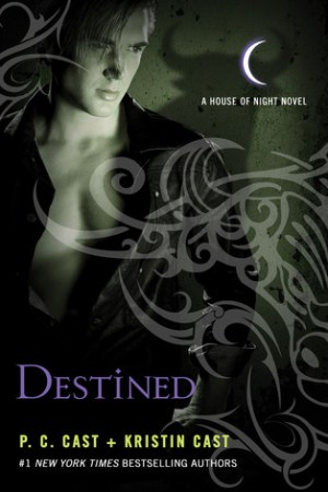 Reading books Destined (House of Night, #9)