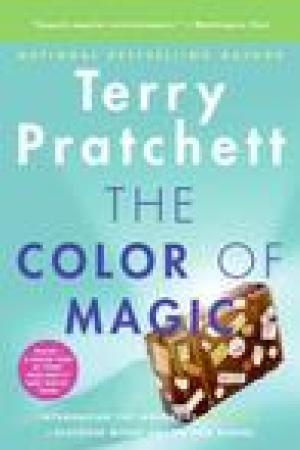 read online The Color of Magic (Discworld, #1; Rincewind #1)