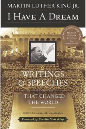 Reading books I Have a Dream: Writings and Speeches That Changed the World