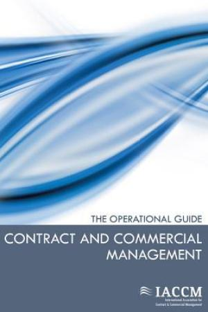Reading books Contract and commercial management / deel The operational guide