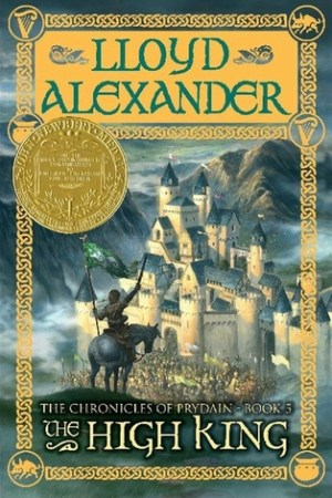 Reading books The High King (The Chronicles of Prydain #5)