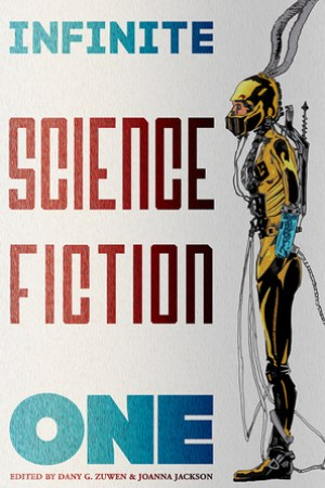 Reading books Infinite Science Fiction One