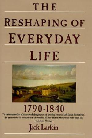 Reading books The Reshaping of Everyday Life 1790-1840