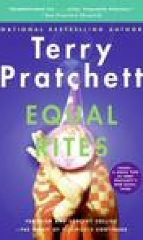 Equal Rites (Discworld, #3; Witches #1)