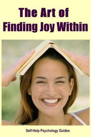 Reading books The Art of Finding Joy Within