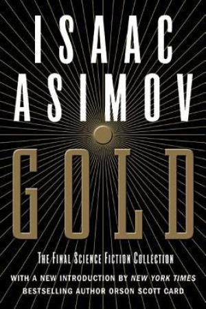 Reading books Gold: The Final Science Fiction Collection