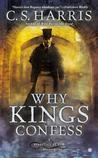 Why Kings Confess (Sebastian St. Cyr #9)