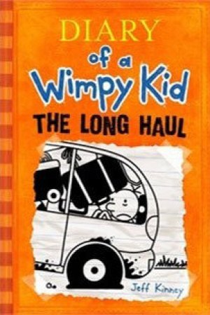 Reading books The Long Haul (Diary of a Wimpy Kid, #9)