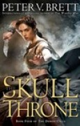 Download The Skull Throne (Demon Cycle, #4) books