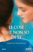 Download Le cose che non so di te books