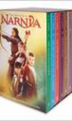 Chronicles Of Narnia Box Set Film Tie In