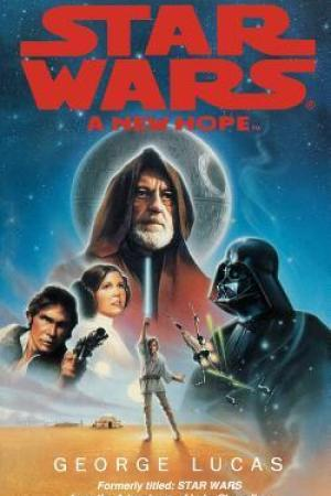 read online A New Hope (Star Wars: Novelizations #4)