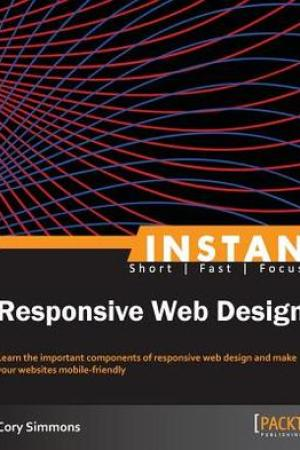 Reading books Instant Responsive Web Design