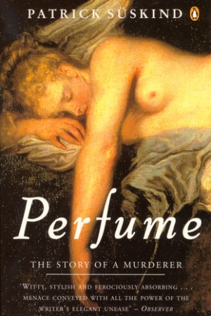 Reading books Perfume: The Story of a Murderer