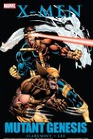 read online X-Men: Mutant Genesis