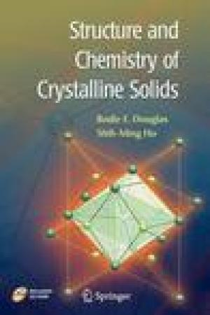 read online Structure and Chemistry of Crystalline Solids