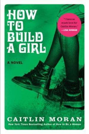 Reading books How to Build a Girl