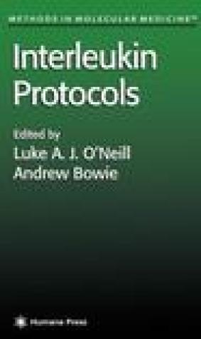 Methods in Molecular Medicine, Volume 60: Interleukin Protocols