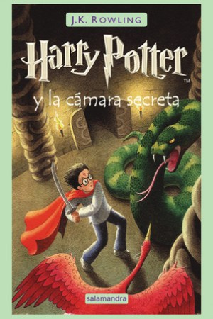Reading books Harry Potter y la cmara secreta (Harry Potter, #2)
