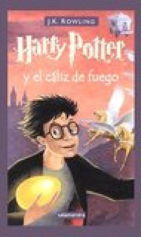 Harry Potter y el cliz de fuego (Harry Potter, #4)