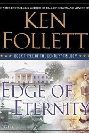 Reading books Edge of Eternity (The Century Trilogy, #3)
