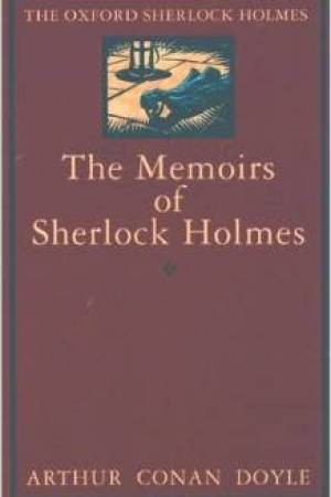 Reading books The Memoirs of Sherlock Holmes