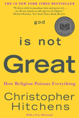 Reading books god is Not Great: How Religion Poisons Everything