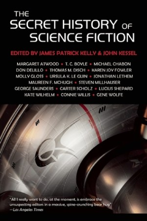 Reading books The Secret History of Science Fiction