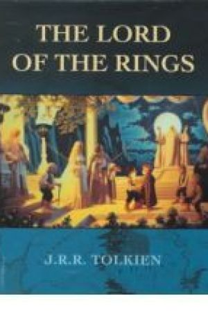 Reading books The Lord of the Rings