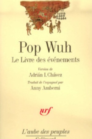 Reading books Pop Wuh : Le Livre des vnements