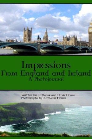 Reading books Impressions of England and Ireland: A Photojournal