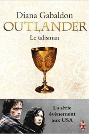 Reading books Le Talisman (Outlander, #2)