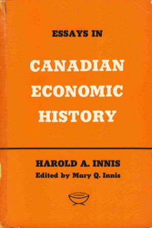 Reading books Essays in Canadian Economic History