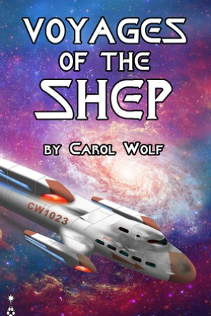 Reading books Voyages of the Shep