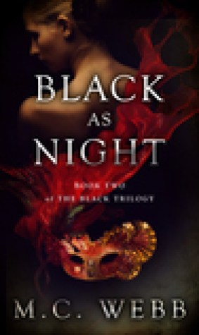 Black as Night (The Black Trilogy, #2)